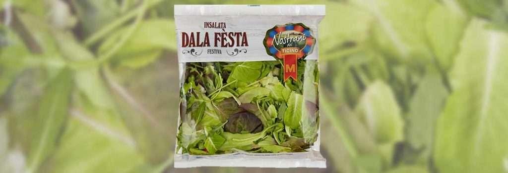 Un'insalata nostrana per il 1° agosto